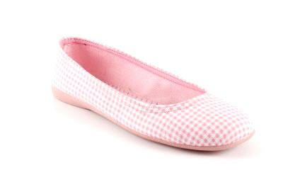 Baletanke od platna, svetlo roze