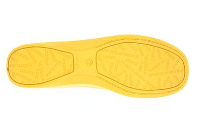 Baletanke od platna, žute