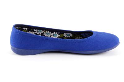 Baletanke od platna, plave