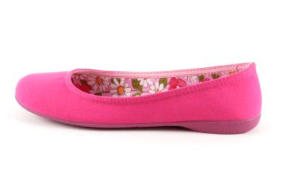 Baletanke od platna, roze