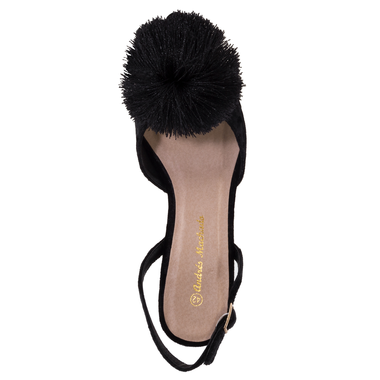 Antilop cipele-baletanke sa kamenčićima, kamel