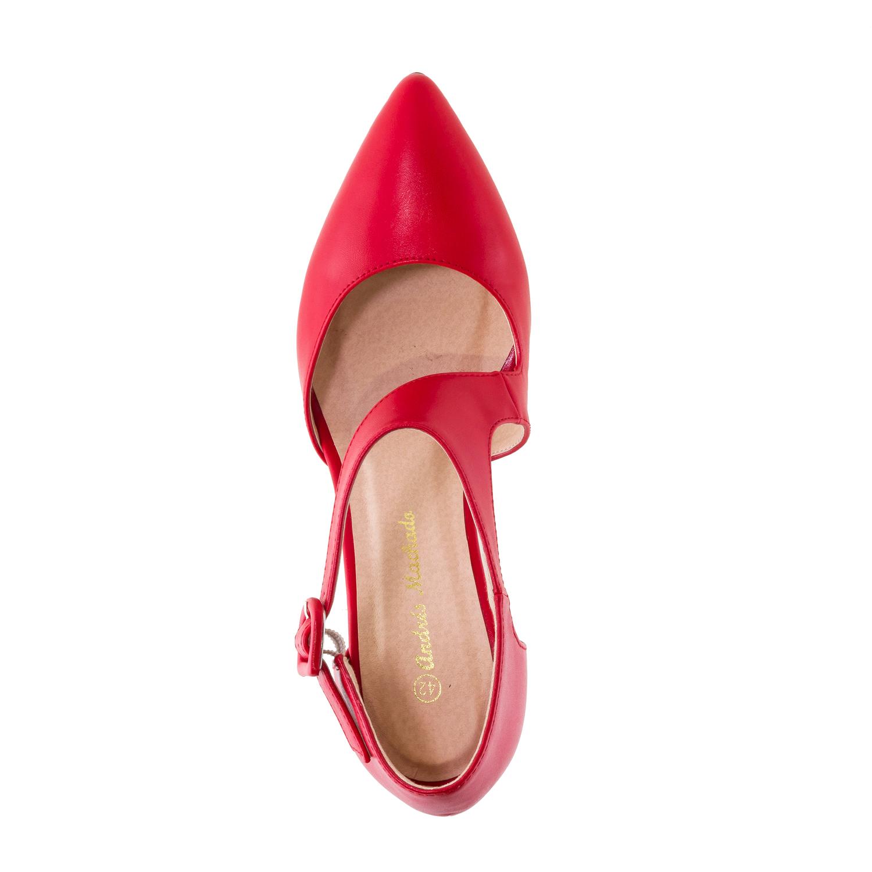 Salón Soft Rojo