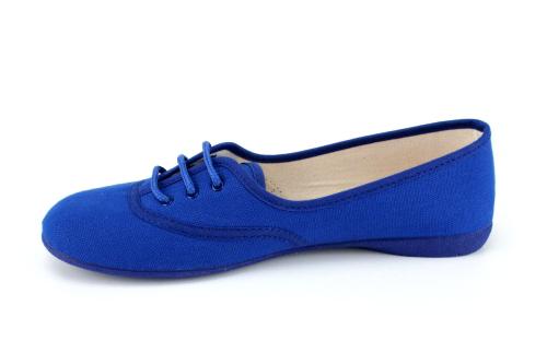 Baletanke na pertlanje, plave