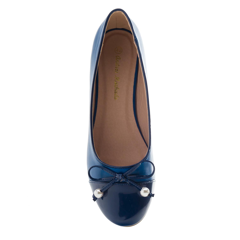 Bailarina Soft Azulón
