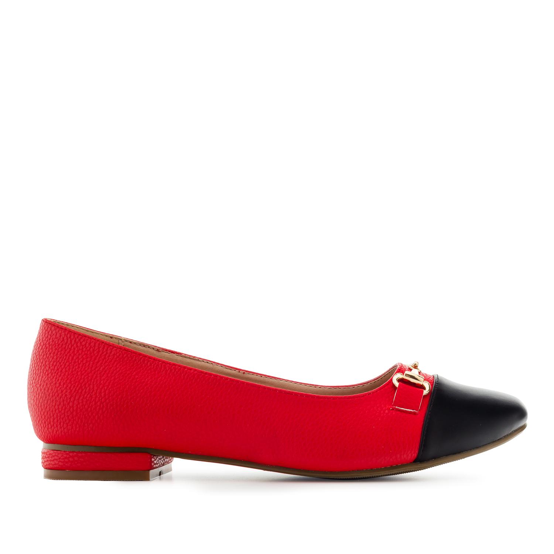 Bailarina Grabado Soft Rojo