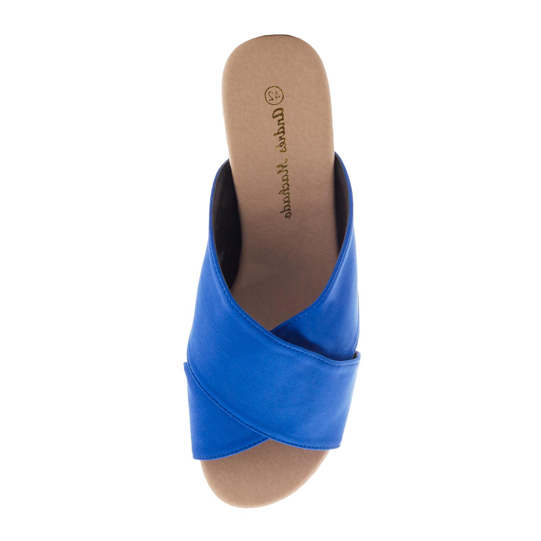 Mule Ante Azul