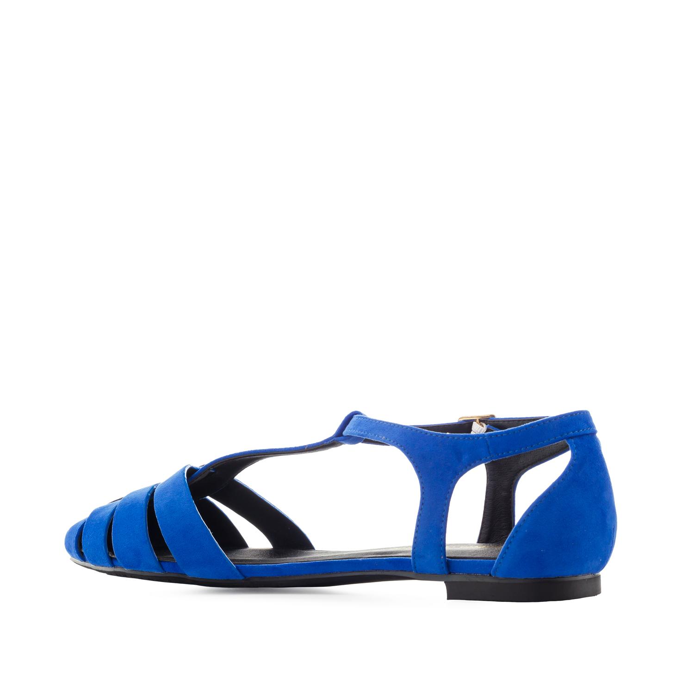 Bailarina T-Bar Ante Azulon