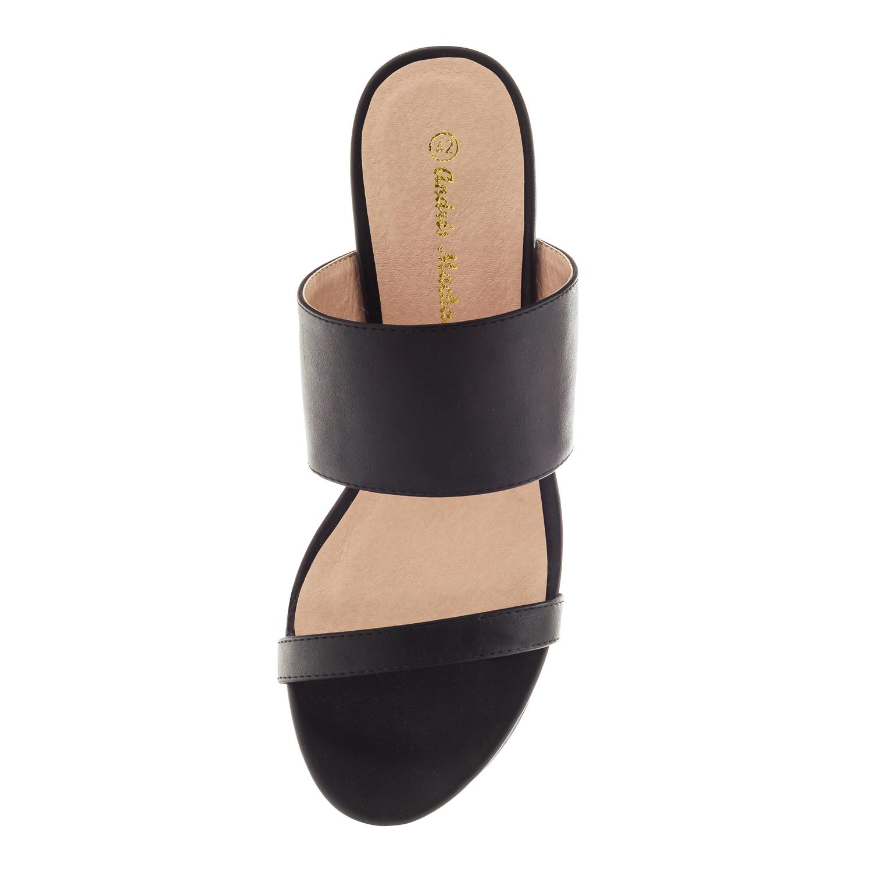 Sandalias Soft Negro