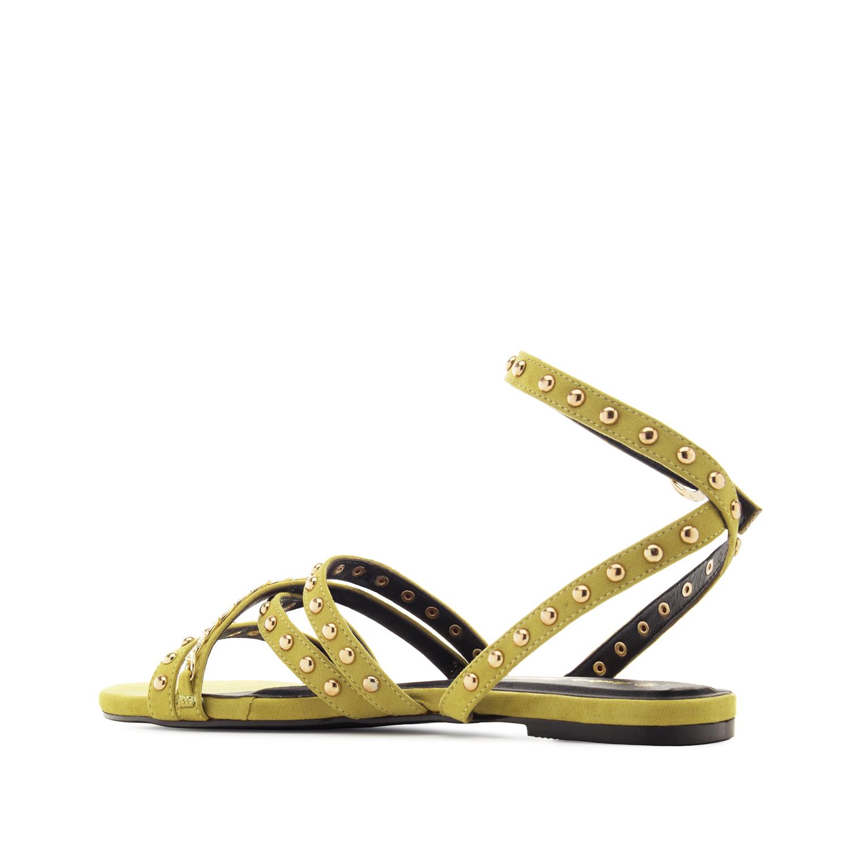 Limen keltaiset sandaalit.