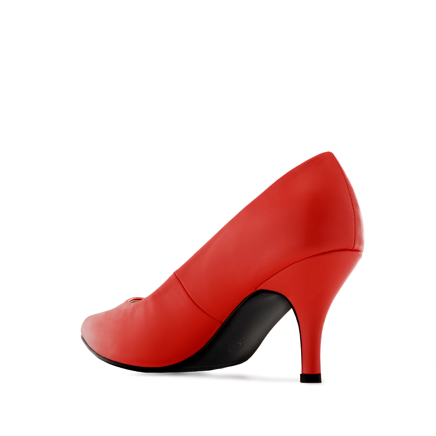 Escarpins talons Soft Rouge