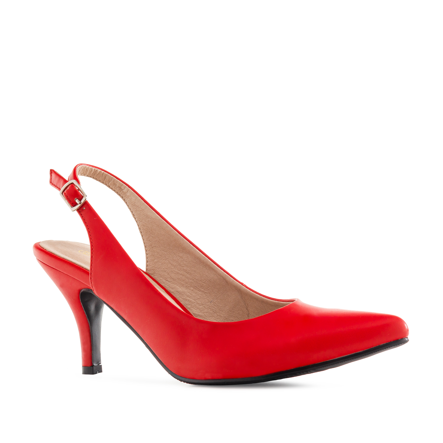 Slingback-Pumps in Soft Rot