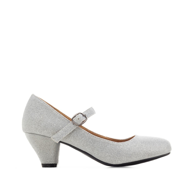 53954eb120d Hõbedased kingad tüdrukutele ,lai konts. - Naised, Väikesed numbrid ...