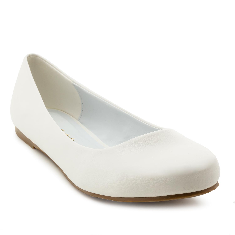 Klasične baletanke, soft bele
