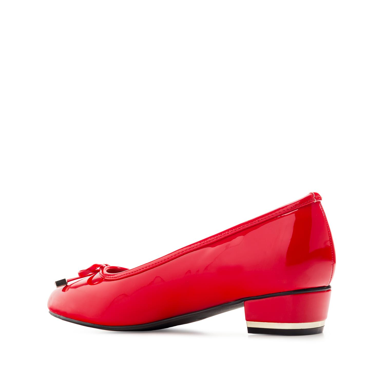 Bailarina Charol Rojo