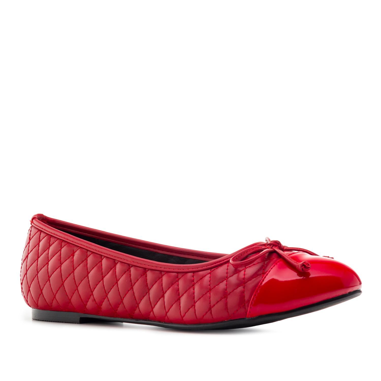 Bailarina en Soft Rojo