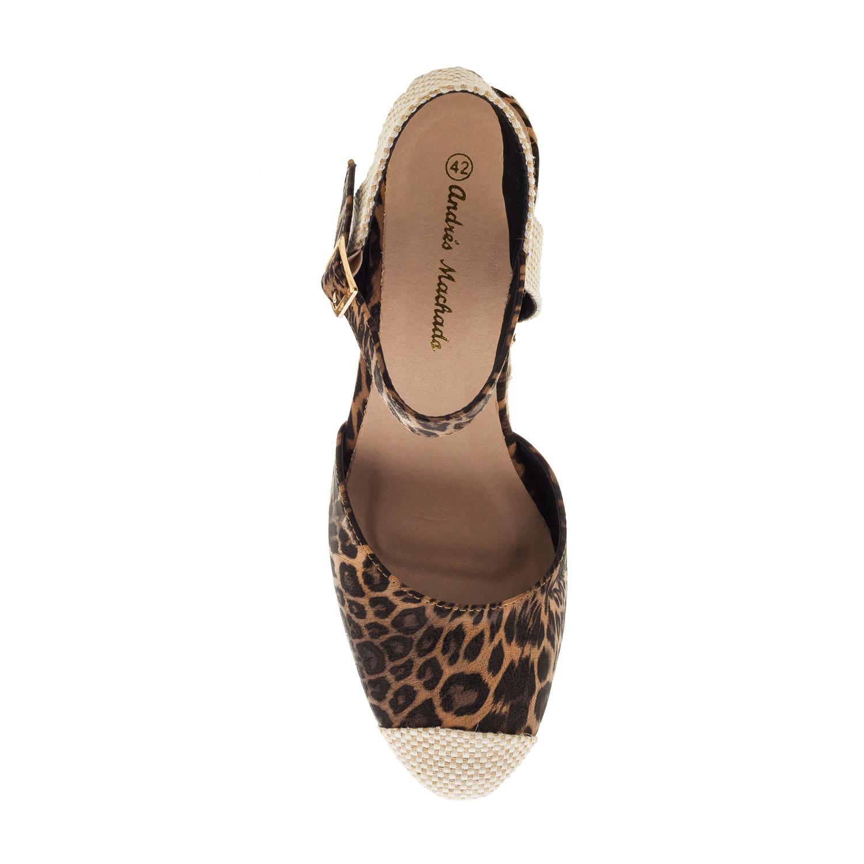 Espardeñas Soft Leopardo