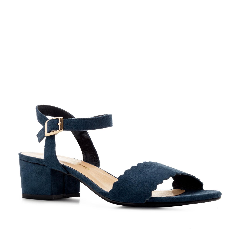 Siniset sandaalit. UUTUUKSIA, NAISET, Isot koot, NAISET