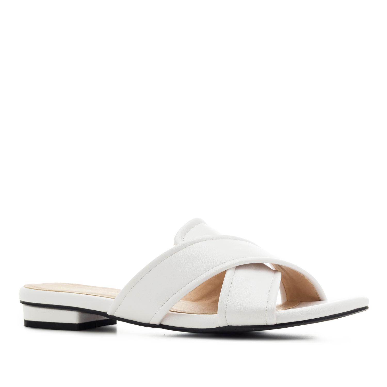 Sandalias Planas Soft Blanco
