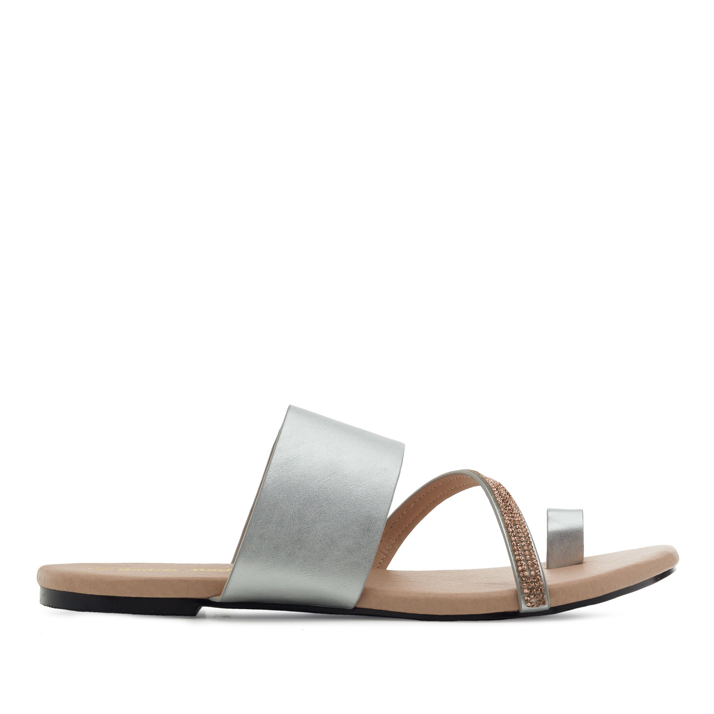 Sandalias Soft Plata