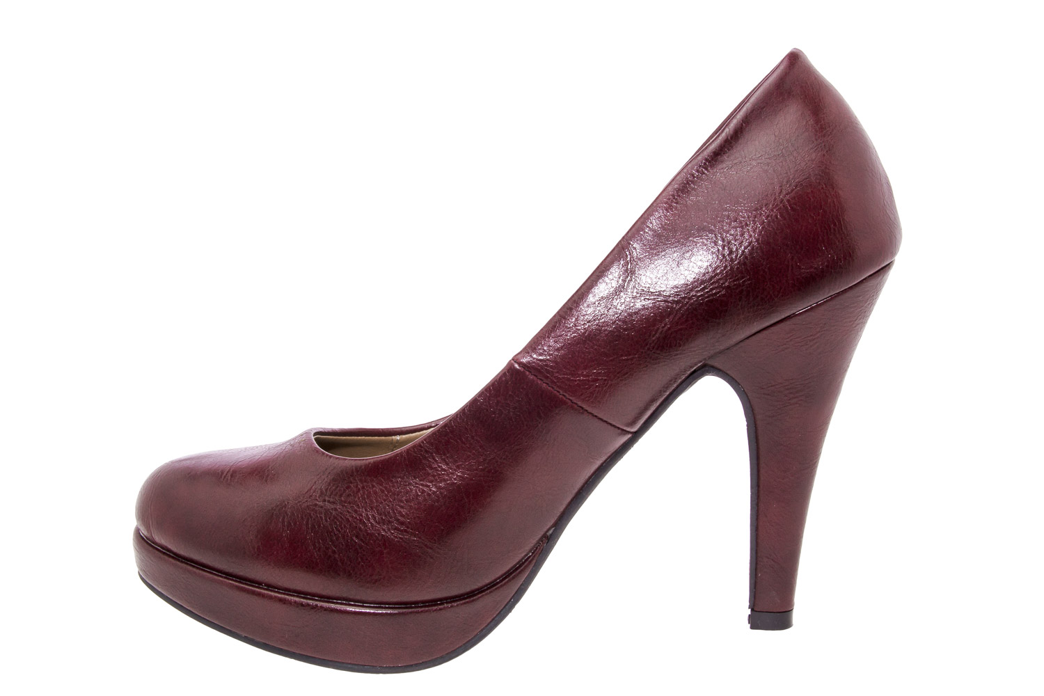 Salones Pumps en Soft Chocolate