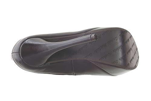 Zapatos en Soft Negro y Plataforma