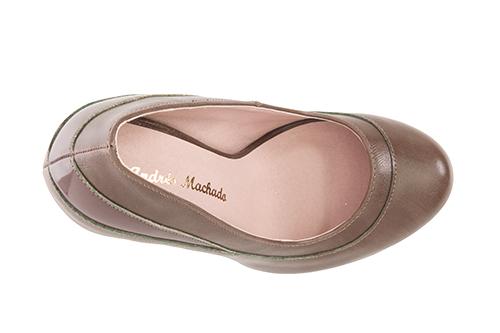 Zapatos en Soft Siena y Plataforma