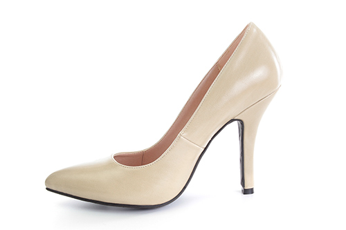 Zapatos Salon en Soft Hielo y punta Fina
