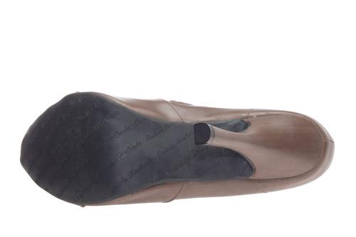 Zapato Abotinado en Soft Siena