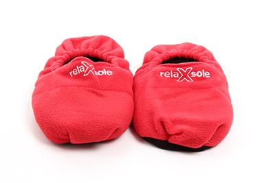Crvene kućne papuče