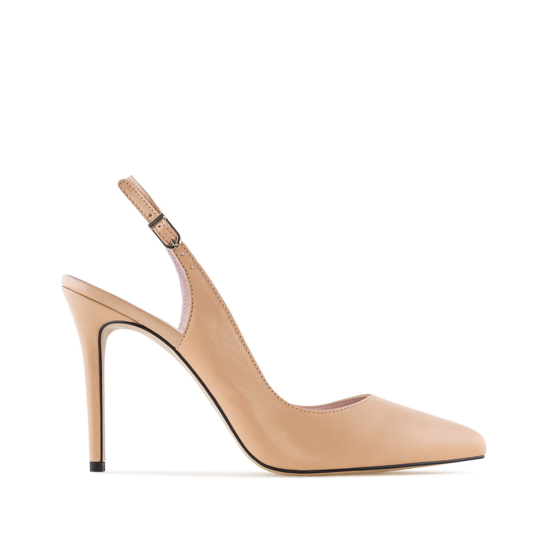 Nude värvi kingad