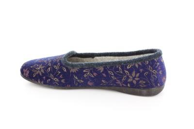 Zapatillas Clasicas Fantasia Azul