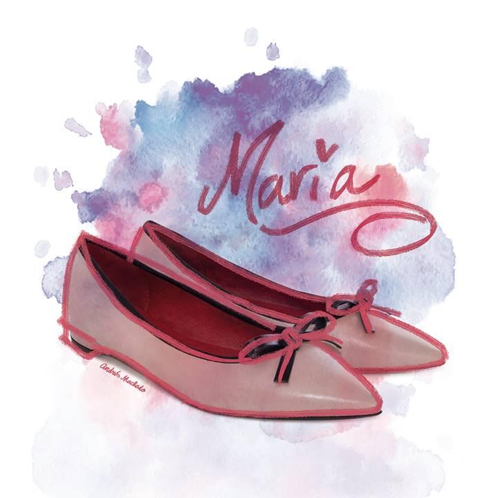 Bailarina Piel Rosa