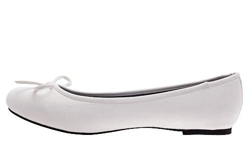 Bailarina Pull Blanco con Lazo.