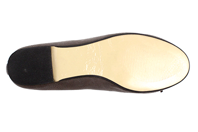 Baleríny klasické pull čokoládové