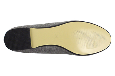 Baleríny klasické pull šedé