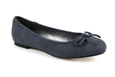 Baleríny klasické pull tmavě modré