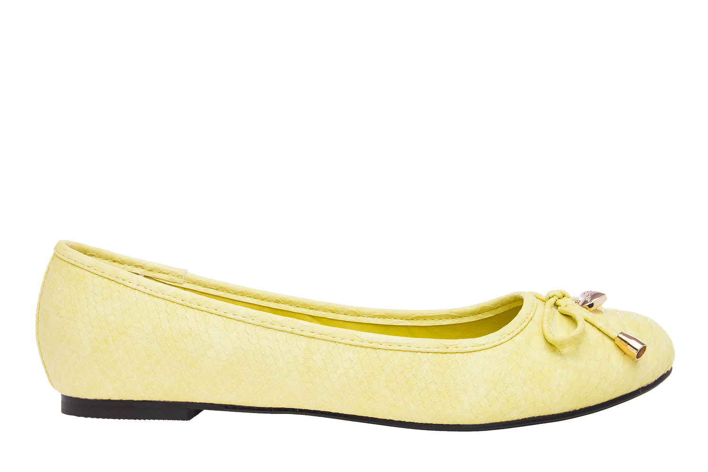 Bailarina Serpiente Amarillo