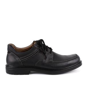 Chaussures de Sport en Cuir Noir.