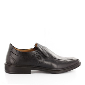 Černé elegantní pánské boty