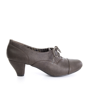 Zapatos estilo Oxford en Soft Marron