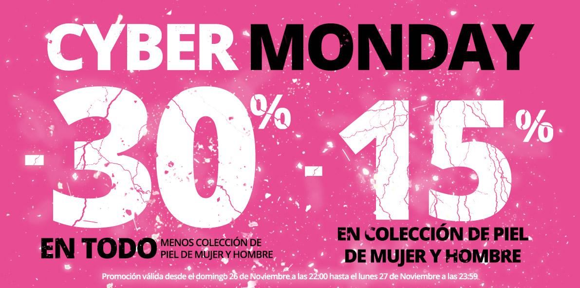 -30% CYBER MONDAY