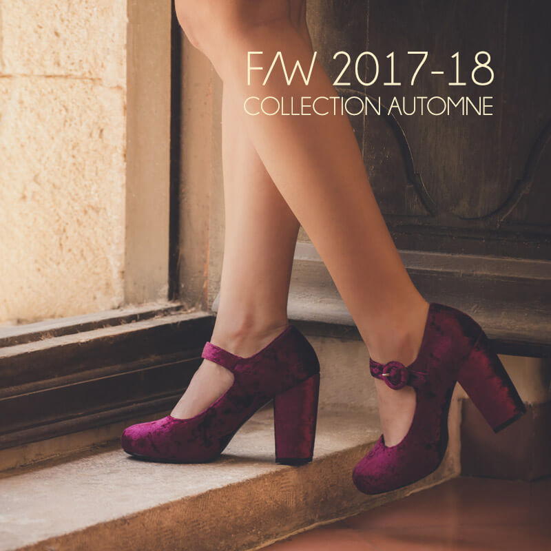 FW2017/18 Collection Automne